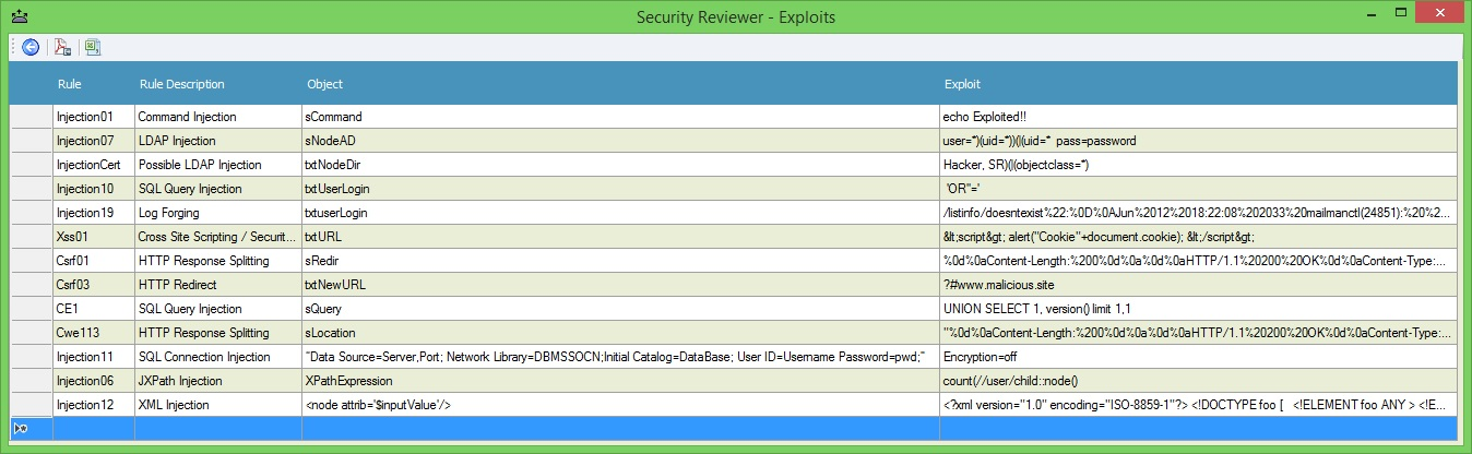 Security Reviewer Integration